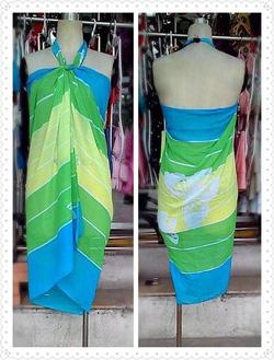 Ảnh số 6: Khăn sarong - Giá: 90.000