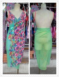 Ảnh số 14: Khăn sarong - Giá: 150.000