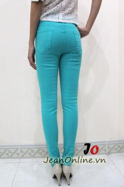 Ảnh số 52: Skinny jean - M6053. Size 1, 3, 5, 7 - Giá: 245.000