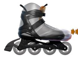 Ảnh số 2: giầy trượt patin của Đức - Giá: 1.600.000