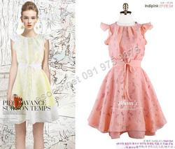 Ảnh số 69: B310: White, Indi Pink, Mint/ 55, 66 - Váy liền xòe Hàn Quốc - Giá: 1.850.000