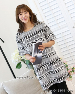 Ảnh số 5: Váy liền họa tiết Hàn Quốc 310519 - Giá: 1.430.000