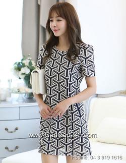Ảnh số 8: Váy liền thân Hàn Quốc 310522 - Giá: 1.940.000