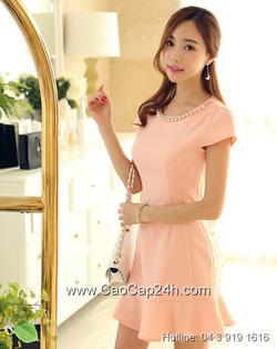 Ảnh số 13: Váy liền thân Hàn Quốc 080604 - Giá: 1.800.000