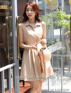 Ảnh số 15: Váy liền thân Hàn Quốc 120601 - Giá: 1.610.000