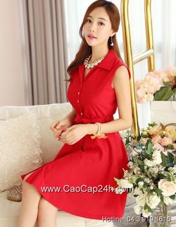 Ảnh số 16: Váy liền thân Hàn Quốc 120601 - Giá: 1.610.000