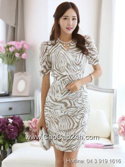 Ảnh số 18: Váy liền thân Hàn Quốc 120603 - Giá: 2.210.000
