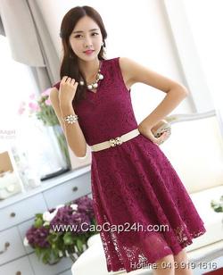Ảnh số 21: Váy liền thân Hàn Quốc 120606 - Giá: 2.260.000
