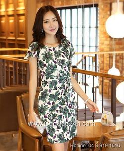 Ảnh số 22: Váy liền thân Hàn Quốc 120607 - Giá: 2.210.000
