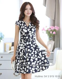 Ảnh số 24: Váy liền thân Hàn Quốc 120609 - Giá: 1.710.000