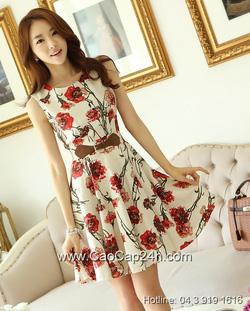 Ảnh số 26: Váy liền thân Hàn Quốc 180601 - Giá: 2.120.000