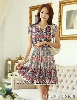 Ảnh số 29: Váy liền thân Hàn Quốc 180604 - Giá: 1.940.000