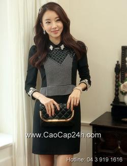 Ảnh số 34: Váy liền thân Hàn Quốc 24570 - Giá: 1.910.000
