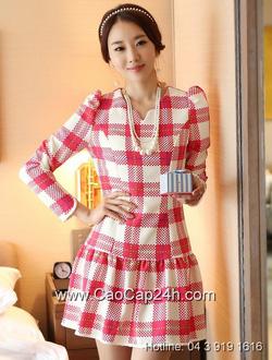 Ảnh số 38: Váy liền thân Hàn Quốc 24505 - Giá: 2.120.000