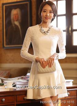 Ảnh số 39: Váy liền thân Hàn Quốc 25318 - Giá: 3.410.000