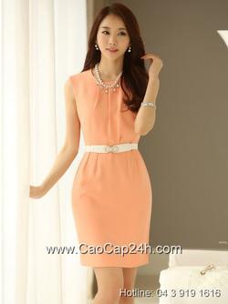 Ảnh số 40: Váy liền thời trang Hàn Quốc 25441 - Giá: 1.750.000