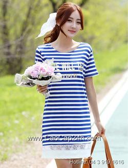 Ảnh số 48: Váy liền thân thời trang Hàn Quốc 25869 - Giá: 1.150.000
