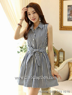 Ảnh số 49: Váy liền thân thời trang Hàn Quốc 25972 - Giá: 1.750.000