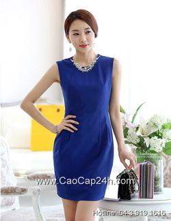 Ảnh số 53: Váy liền thân thời trang Hàn Quốc SA14OP028 - Giá: 1.940.000