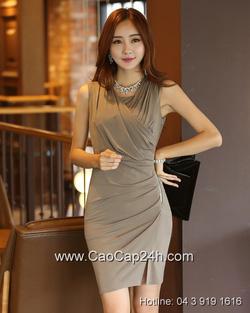 Ảnh số 57: Váy liền thân thời trang Hàn Quốc 26042 - Giá: 1.610.000