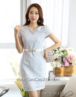 Ảnh số 64: Váy liền thân thời trang Hàn Quốc 220542 - Giá: 2.260.000