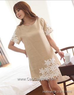 Ảnh số 69: Váy liền thân thời trang Hàn Quốc 260508 - Giá: 1.710.000