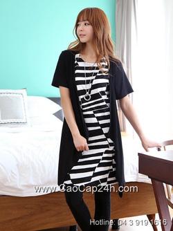 Ảnh số 71: Váy liền thân thời trang Hàn Quốc 260510 - Giá: 1.250.000