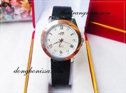 Ảnh số 10: Đồng hồ dây da cao cấp JM nữ - NU438 - Giá: 120.000