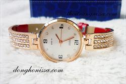 Ảnh số 13: Đồng hồ đeo tay nữ KMS - NU394 - Giá: 69.000