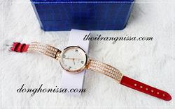 Ảnh số 14: Đồng hồ đeo tay nữ KMS - NU394 - Giá: 69.000
