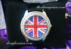 Ảnh số 27: Đồng hồ Cờ Anh nữ - NU575 - Giá: 69.000