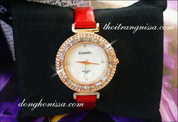 Ảnh số 28: Đồng hồ Chanel nữ - NU597 - Giá: 120.000
