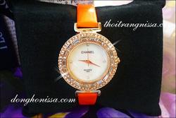 Ảnh số 29: Đồng hồ Chanel nữ - NU597 - Giá: 120.000