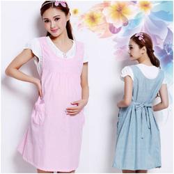 Ảnh số 28: Váy bầu mix họa tiết chấm bi XD 0830 - Giá: 235.000