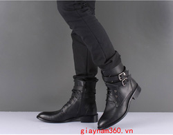 ?nh s? 52: Boot nam (ms52) - Giá: 600.000