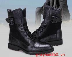 Ảnh số 75: boots nam ms 75 - Giá: 900.000