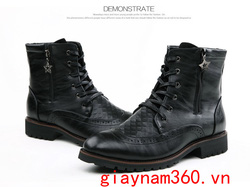 ?nh s? 96: Boot nam ms 96 - Giá: 650.000