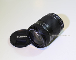 Ảnh số 11: Canon EF-S 18-135mm f/3.5-5.6 IS - Giá: 4.500.000