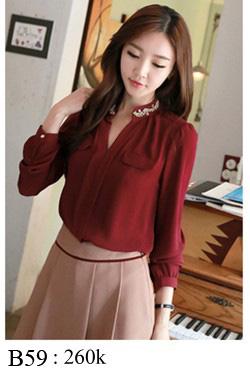 ?nh s? 59: Áo đủ màu đủ Size - Giá: 260.000