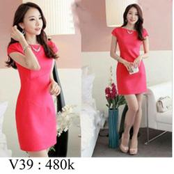 Ảnh số 39: Váy đầm , đủ size - Giá: 480.000