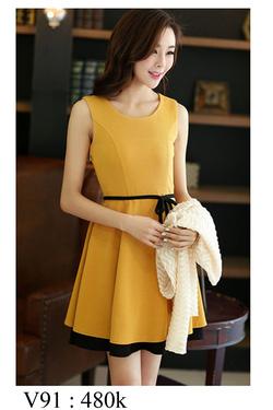 Ảnh số 91: Váy đầm , đủ size - Giá: 480.000