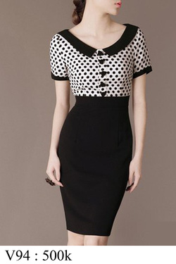Ảnh số 94: Váy đầm , đủ size - Giá: 500.000
