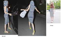 Ảnh số 40: váy cotton vải dầy đẹp - Giá: 280.000