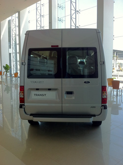 Ảnh số 6: Xe Ford Transit 2014 - Giá: 280.000.000