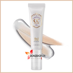 Ảnh số 61: CC Cream Correct Care 8 in 1 multi Function - Etude House - Giá: 280.000
