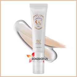 Ảnh số 61: CC Cream Correct Care 8 in 1 multi Function - Etude House - Giá: 280.000