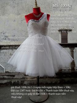 Ảnh số 26: váy prom - Giá: 500.550.000