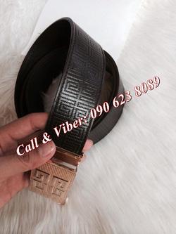 Ảnh số 17: Dây nịt Givenchy da nhập khẩu - Giá: 906.238.089
