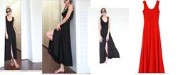 Ảnh số 37: váy maxi cotton - Giá: 290.000