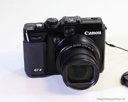 Ảnh số 50: Canon PowerShot G1X - Giá: 7.300.000